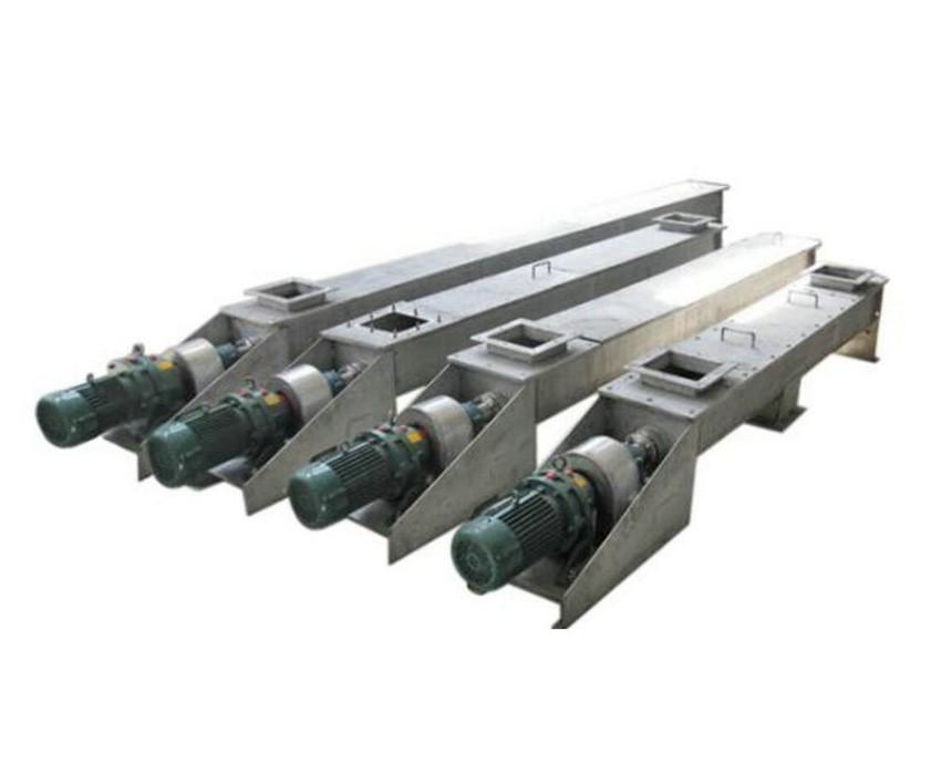 淄博U(V)型螺旋旋输送机